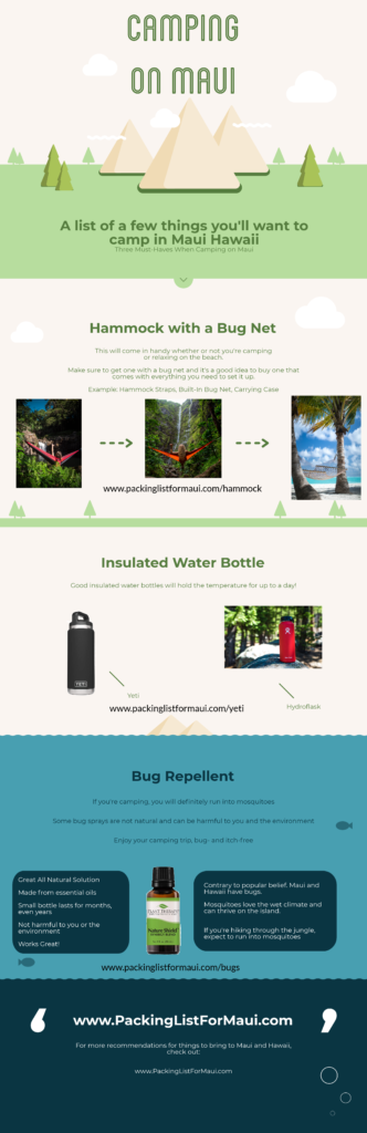 The Guide to Camping on Maui Hawaii [UPDATED June 2019] 38
